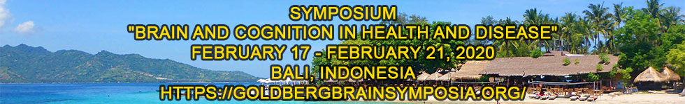 Symposium BRAIN AND COGNITION IN HEALTH AND DISEASE