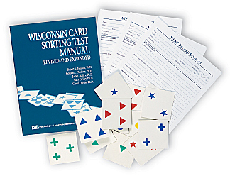 Performance on the Wisconsin Card Sorting Test in Families ...